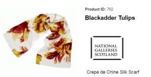 NGS Blackadder scarf