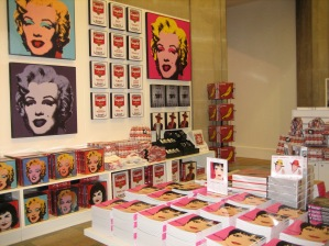 NGS Andy Warhol Exhbition
